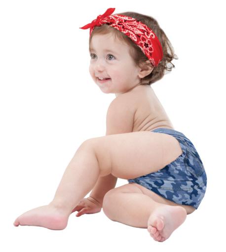 Baby Huggies Camo Diapers