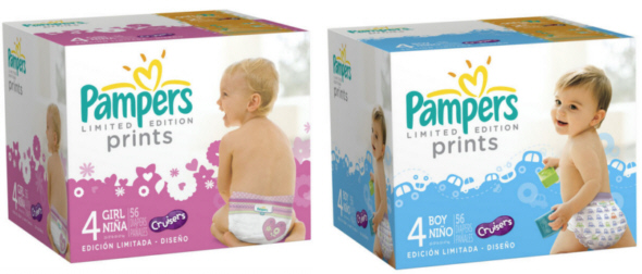 Pampers Limited Edition Prints