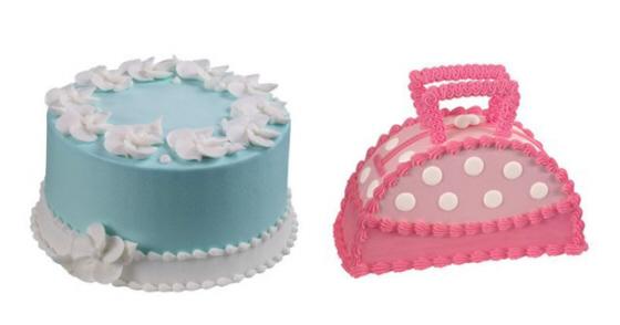 Baskin Robbins Launches New Ice Cream Cakes Including Handbag Shaped Cake