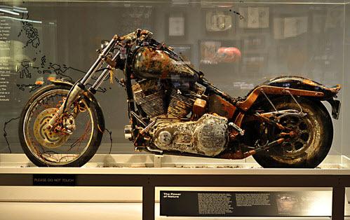 Ikuo Yokoyama Harley Davidson Tsunami Motorcycle