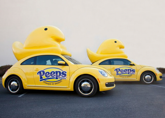 Peepster Vehicles