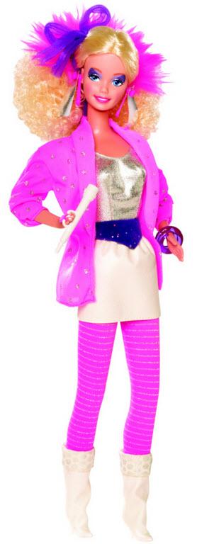 barbie and rockstar