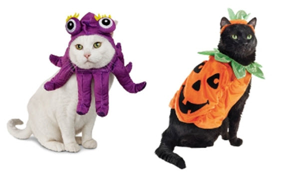 Pumpkin Hot Dog and Batman Costumes Top Pet Costume Choices for Halloween 2015  sc 1 st  Shoppers Shop & Pumpkin Hot Dog and Batman Costumes Top Pet Costume Choices for ...