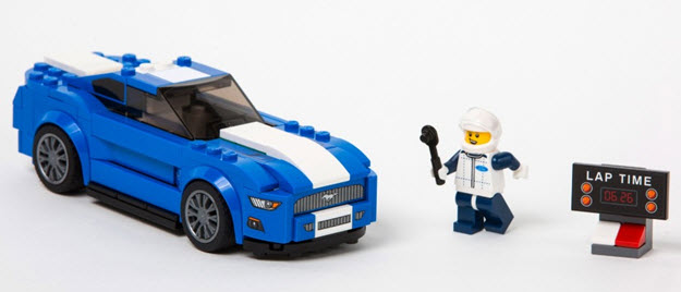 Lego Ford Mustang Set