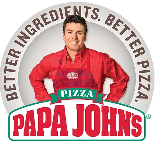 Papa John's Better Ingredients Better Pizza logo