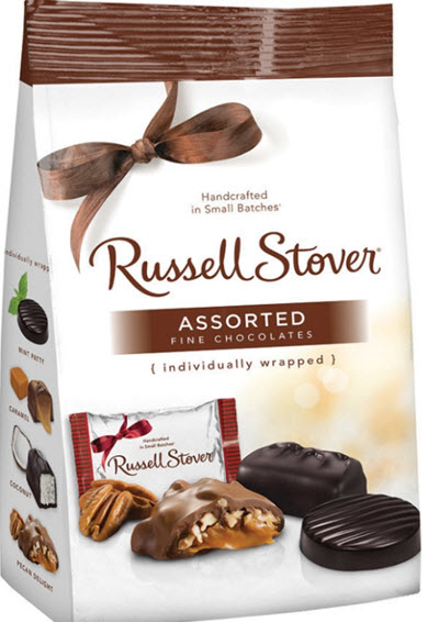 Bag of Russell Stover Assorted Chocolates