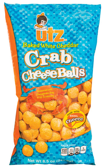 Utz Crab Cheese Balls