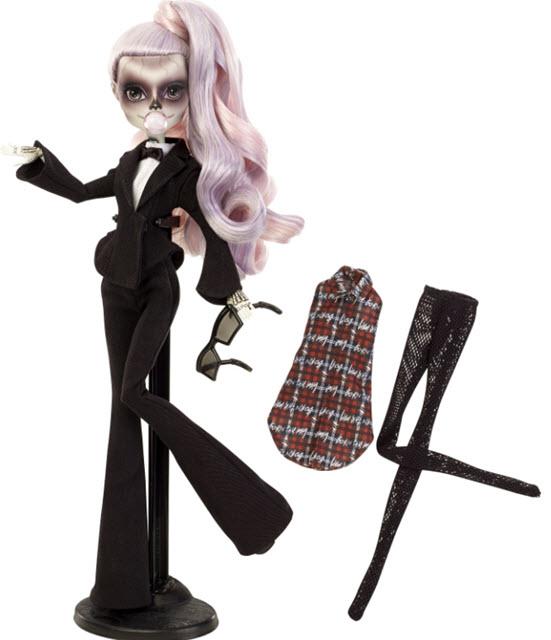 Zomby Gaga Monster High Doll