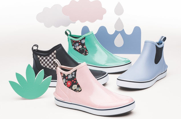 Hush Puppies Rain Sneakers