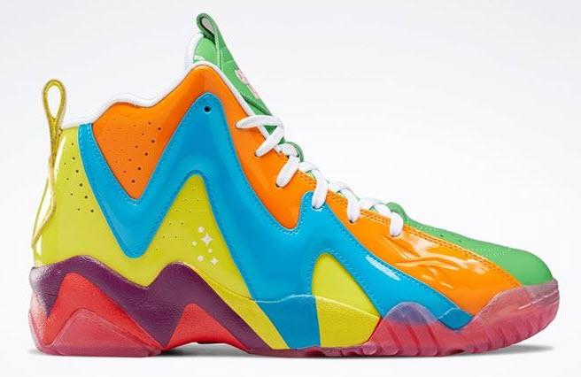 andy Land Kamikaze II Men's Basketball Shoes