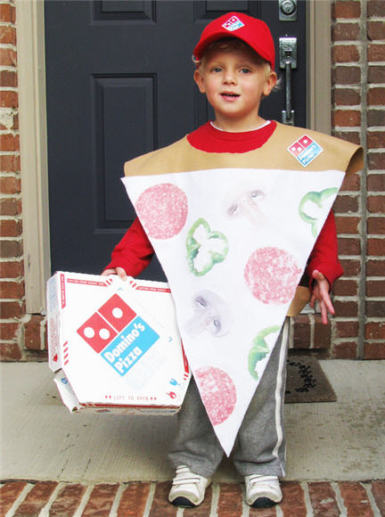 Dominos Pizza Costume